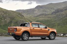Ford Ranger Truck Top - facelifted ford ranger finds its way to frankfurt will wear top