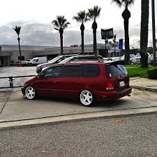 slammed honda odyssey images tagged with odysseyra1 on instagram