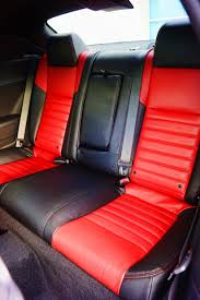Upholstery Car Seat Custom Car Leather Interior Seats Mr Kustom Auto Accessories
