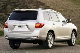 2008 toyota highlander reliability 2008 toyota highlander overview cars com