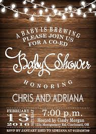 baby shower coed best 25 coed baby shower invitations ideas on baby