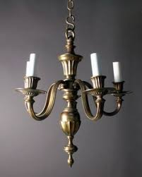 Brushed Brass Chandelier Sheridan Regency Antique Brass 3 Tier U Drop Prism Chandelier