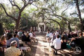 outdoor wedding venues in orange county southern california wedding venue oak nature center