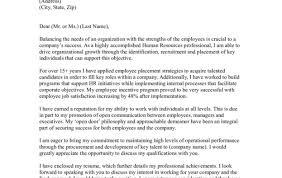 resume sample human resource manager resume stunning human