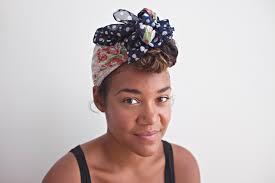 get fancy headscarf styling frankie magazine