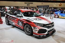 lexus ls430 bilstein sema 2016 civics part 2 of 2 honda racing concept hfp concept