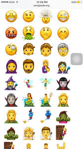 how to get ios emojis on android how to get unicode ios 11 emojis on ios 10 9 without jailbreak