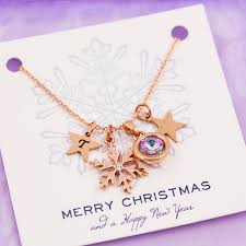 Create Your Own Necklace Design Your Own Snowflake Necklace By J U0026s Jewellery
