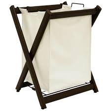 laundry hamper collapsible greenway collapsible single laundry hamper gfl2500gr the home depot