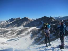 assistant instructor in high sierra outward bound california