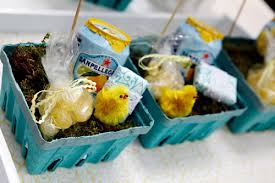 easter table favors easter party inspiration elizabeth designs the wedding