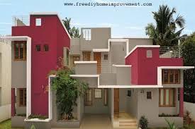home exterior paint exterior wall paint colour combination india