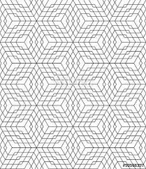 vector modern seamless pattern grid black and white textile print