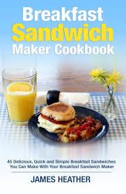 150 best breakfast sandwich maker recipes pdf