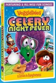 celery fever veggie tales dvd giveaway