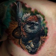10 of the best star wars tattoos you will see tattoo com