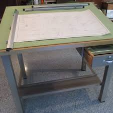 Mayline Ranger Drafting Table Consignment Next Chapter