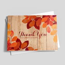 warm autumn thank you thanksgiving by cardsdirect