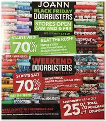 Jo Ann Fabric And Crafts Joann Black Friday Ad Scan 2017 Ad 1 Jpg