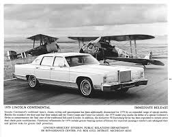 lincoln continental the crittenden automotive library