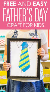 super easy and adorable father u0027s day craft idea