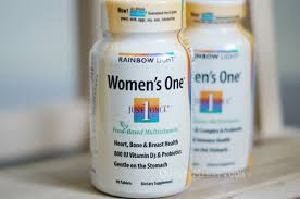 rainbow light women s one review rainbow light just once food based vitamins for men and women