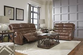 Power Reclining Sofas And Loveseats by Metcalf Nutmeg Power Reclining Sofa From Ashley Coleman Furniture