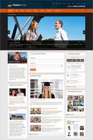41 college website themes u0026 templates free u0026 premium templates