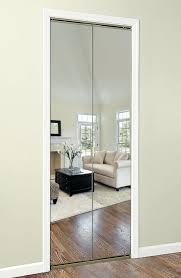 Mirrored Folding Closet Doors Folding Doors For Bedroom Openasia Club