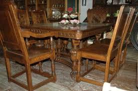 Wisconsin Furniture Company Twin Pedestal Table 1920 U0027s Furniture Ebay