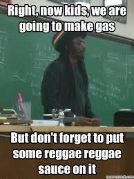 Reggae Meme - reggae sauce