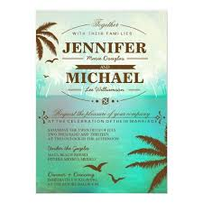 sle wedding announcements 1835 best tropical wedding invitations images on