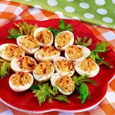 heavenly eggs deviled eggs easy snack recipes