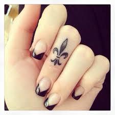 49 awesome pics small tattoos fleur de lis tattoos ideas