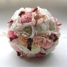 wedding flowers keepsake online get cheap wedding bouquets pink aliexpress alibaba