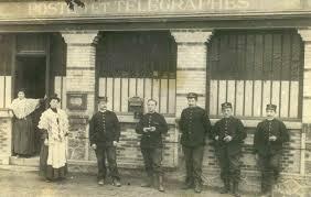 bureau de poste houilles la poste
