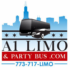 party bus logo a1 limo and trolley party bus des plaines il www