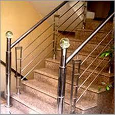 Steel Banister Rails Stainless Steel Railing