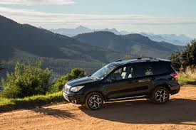 subaru forester touring 2017 subaru forester vs subaru xv crosstrek which crossover to buy