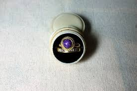 natural star sapphire gold ring art deco antique 14k gem gardener