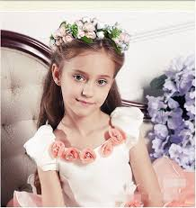flowers for hair floral wrist flower girl garland garlands crown of flowers for
