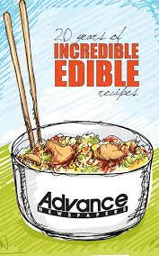 incredibly edible delights recipe new cookbook celebrates 20 years of edible