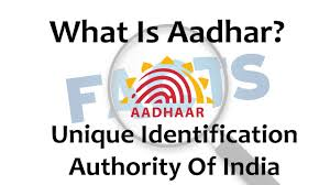 all about aadhar card what is aadhar card 2017 general