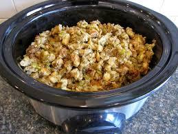 Crock Pot Dressing For Thanksgiving 73 Best Crock Pot Bread U0026 Stuffing Images On Pinterest Crock