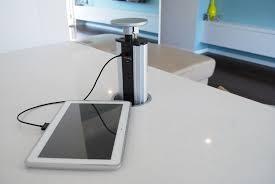 kitchen island power kitchen island power outlet new power grommets in kitchen islands