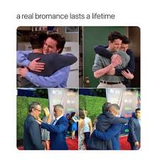 Bromance Memes - a real bromance lasts a lifetime meme xyz