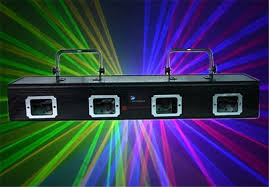 sale green blue yellow color laser light beam line bar