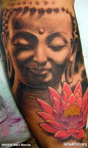 Buddhist Flower Tattoo - top 25 best buddha tattoos ideas on pinterest buda tattoo