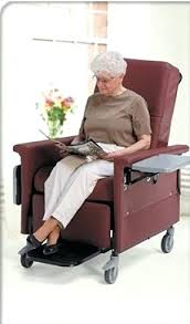 recliner chairs on wheels medical recliner on wheels small
