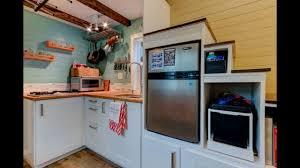 tiny house kitchen appliances youtube